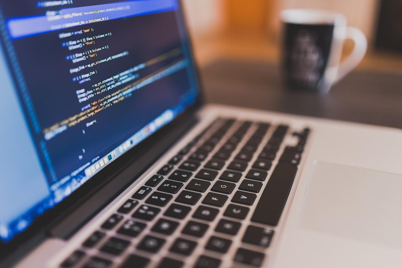 Quellcode auf einem PC